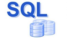 SQL Ders 25 Group By – 1