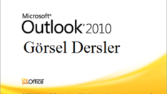 Outlook 2010 – 07 Outlook Nedir?